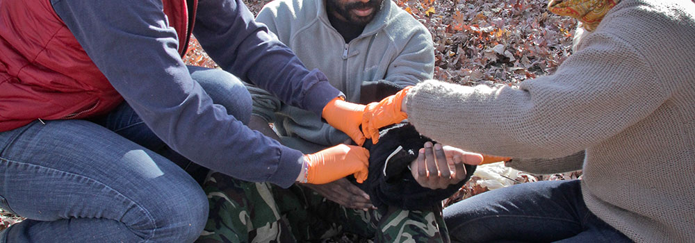 SOLO Wilderness First Aid Course