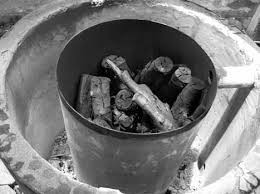 Pyroligneous Acid Factory charcoal kiln